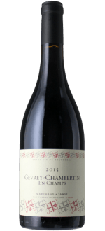 GEVREY CHAMBERTIN - EN CHAMPS 2015 - DOMAINE MARCHAND TAWSE