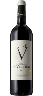 CHATEAU LA VERRIERE 2015