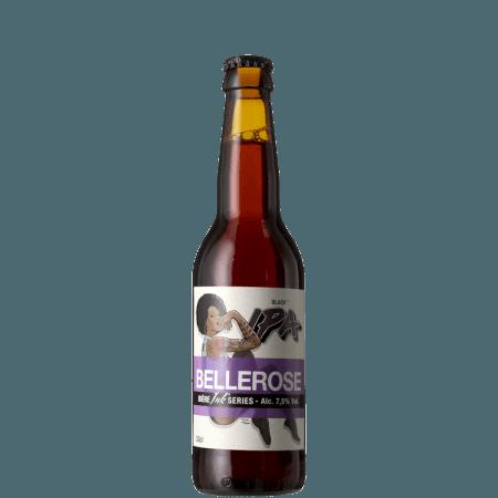 BELLEROSE BLACK IPA 33CL - LA BRASSERIE DES SOURCES