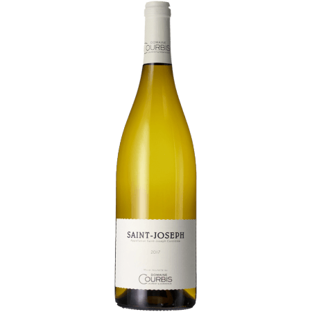 BLANC SAINT JOSEPH 2017 - ESTATE COURBIS
