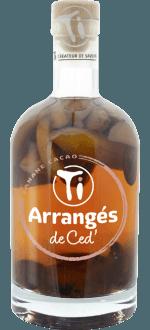 TI ARRANGE DE CED - BANANE CACAO - LES RUMS DE CED