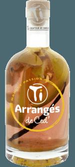TI ARRANGE DE CED - MANGUE PASSION - LES RUMS DE CED