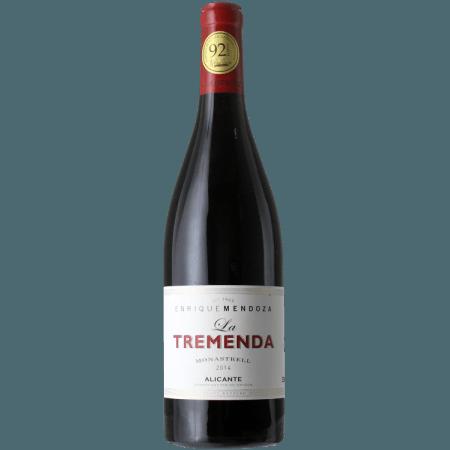 LA TREMENDA 2016 - BODEGAS MENDOZA