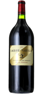 MAGNUM LAGRAVE-MARTILLAC - SECOND WINE OF CHATEAU LATOUR-MARTILLAC 2015