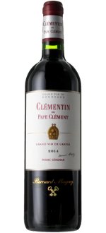 LE CLEMENTIN DE PAPE CLEMENT 2014 - SECOND WINE OF CHATEAU PAPE-CLEMENT