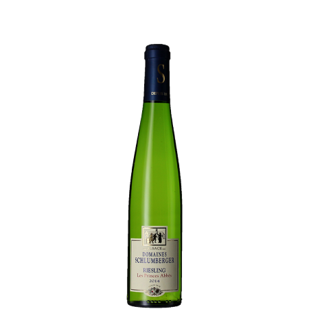 DEMI BOTTLE - RIESLING 2014 - LES PRINCES ABBES - DOMAINE SCHLUMBERGER