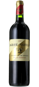 LAGRAVE-MARTILLAC - SECOND WINE OF CHATEAU LATOUR-MARTILLAC 2015