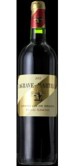 LAGRAVE-MARTILLAC - SECOND WINE OF CHATEAU LATOUR-MARTILLAC 2015