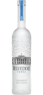 JEROBOAM 3L - ILLUMINATED VODKA BELVEDERE PURE
