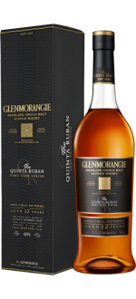 GLENMORANGIE THE QUINTA RUBAN 12 YEAR OLD