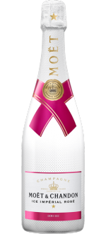 CHAMPAGNE MOET ET CHANDON - ICE IMPERIAL ROSE