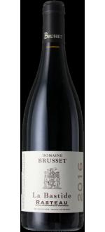 RASTEAU - LA BASTIDE 2016 - DOMAINE BRUSSET