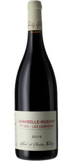 CHAMBOLLE MUSIGNY 1ER CRU LES CARRIERES 2016 - DOMAINE FELETTIG