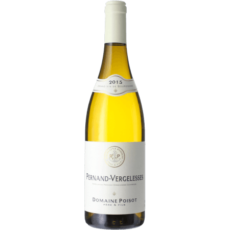 PERNAND VERGELESSES BLANC 2016 - DOMAINE POISOT