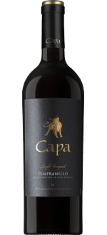 CAPA SINGLE VINEYARD 2017 - HAMMEKEN CELLARS