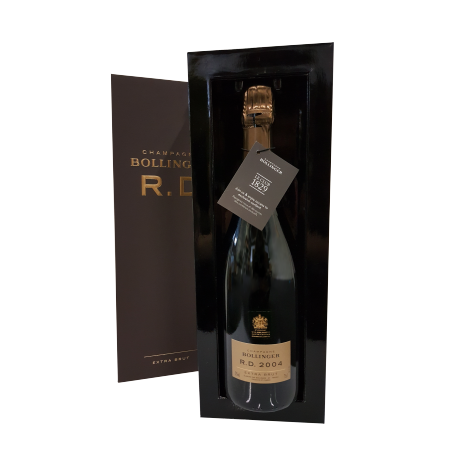 CHAMPAGNE BOLLINGER - CUVEE R.D. 2004