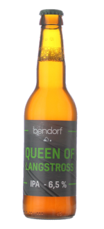 QUEEN OF LANGSTROSS 33CL - BRASSERIE BENDORF