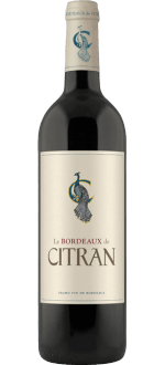 DEMI-BOTTLE LE BORDEAUX DE CITRAN 2015