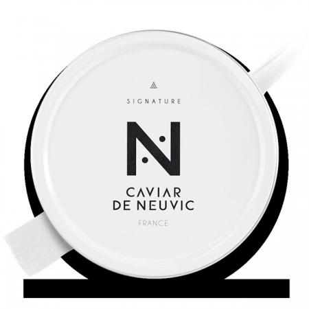 CAVIAR DE NEUVIC - BAERI FRANCE - SIGNATURE - 30G