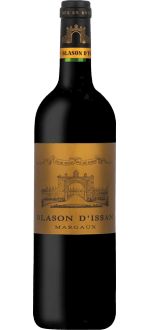 BLASON D'ISSAN 2011 - SECOND WINE OF CHATEAU D'ISSAN