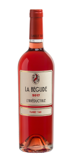 L'IRREDUCTIBLE ROSE 2017 - DOMAINE DE LA BEGUDE