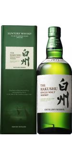 HAKUSHU DISTILLERS RESERVE - IN PRESENTATION CASE
