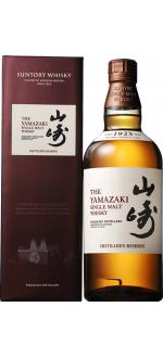 YAMAZAKI DISTILLER'S RESERVE - SINGLE MALT - IN GIFT PACK