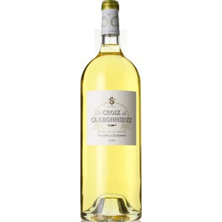 MAGNUM LA CROIX DE CARBONNIEUX 2015 - SECOND WINE OF CHATEAU CARBONNIEUX
