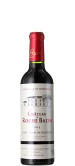 DEMI-BOTTLE CHATEAU LA ROCHE BAZIN 2014