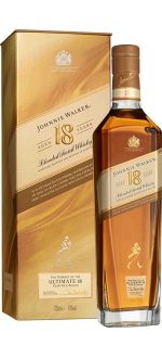 JOHNNIE WALKER 18 YEARS OLD - EN GIFT SET