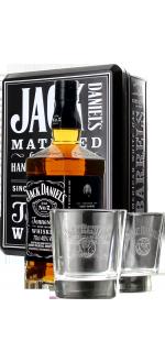 JACK DANIEL'S N°7 EN GIFT SET 2 GLASSES