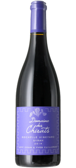 SYRAH - DOMAINE LES CHIRATS 2014 - YVES CUILLERON & JEFF COHN