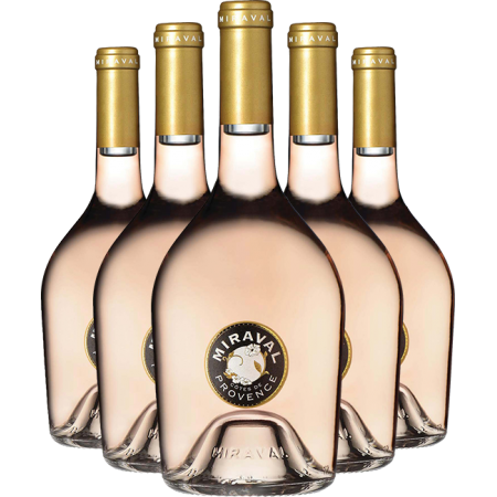 Miraval Rosé 6 Pack - Free Shipping with code PACKMIR