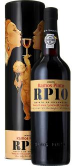 QUINTA DA ERVAMOIRA - 10 YEAR OLD - RAMOS PINTO