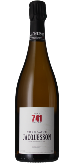 CHAMPAGNE JACQUESSON - CUVEE 741