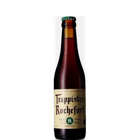 TRAPPISTES ROCHEFORT 8 33CL - ABBAYE DE ROCHEFORT
