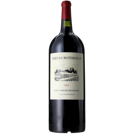 MAGNUM CHATEAU TERTRE ROTEBOEUF 2015