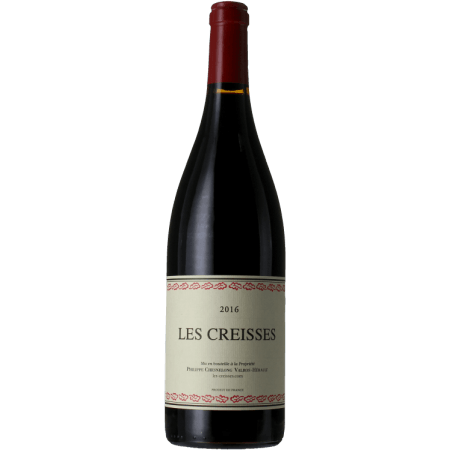 LES CREISSES 2017 - DOMAINE LES CREISSES