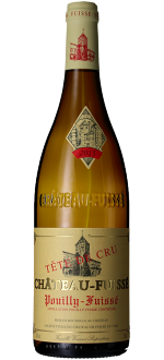 POUILLY FUISSE - TETE DE CRU 2016 - CHATEAU FUISSE