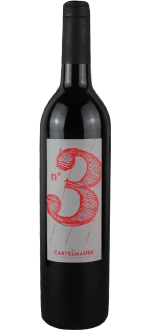 N°3 DE CASTELMAURE 2016 - CAVE DE CASTELMAURE