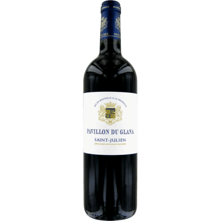 PAVILLON DU GLANA 2016 - SECOND WINE OF CHATEAU GLANA