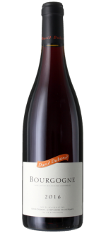 BURGUNDY ROUGE 2016 - DUBAND DAVID