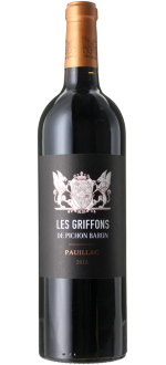 LES GRIFFONS 2015 - SECOND WINE OF CHATEAU PICHON BARON DE LONGUEVILLE