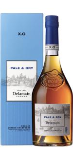 PALE & DRY X.O - COGNAC GRANDE CHAMPAGNE DELAMAIN - IN PRESENTATION CASE