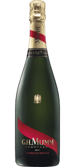CHAMPAGNE MUMM - CORDON ROUGE - SPECIAL BLACK FRIDAY