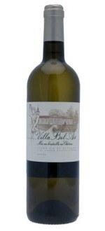 CHATEAU VILLA BEL AIR BLANC 2013 (France - Wine Bordeaux - Graves AOC - White Wine - 0,75 L)