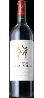 CHATEAU CLERC MILON 2014 - 5EME CRU CLASSE