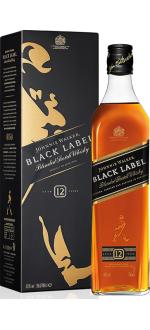 JOHNNIE WALKER BLACK LABEL 12 YEARS OLD - EN ETUI