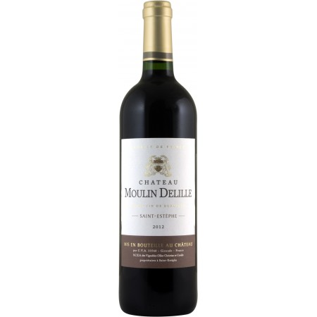 CHATEAU MOULIN DELILLE 2012