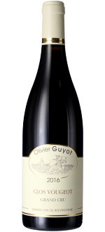 CLOS VOUGEOT GRAND CRU 2016 - DOMAINE OLIVIER GUYOT